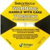 Shockwatch® nicht ausgelöst